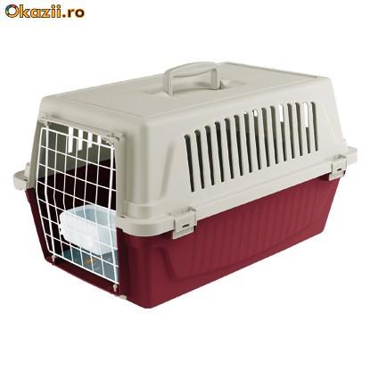 Переноска ATLAS 20 OPEN д/кошек и мелких собак.