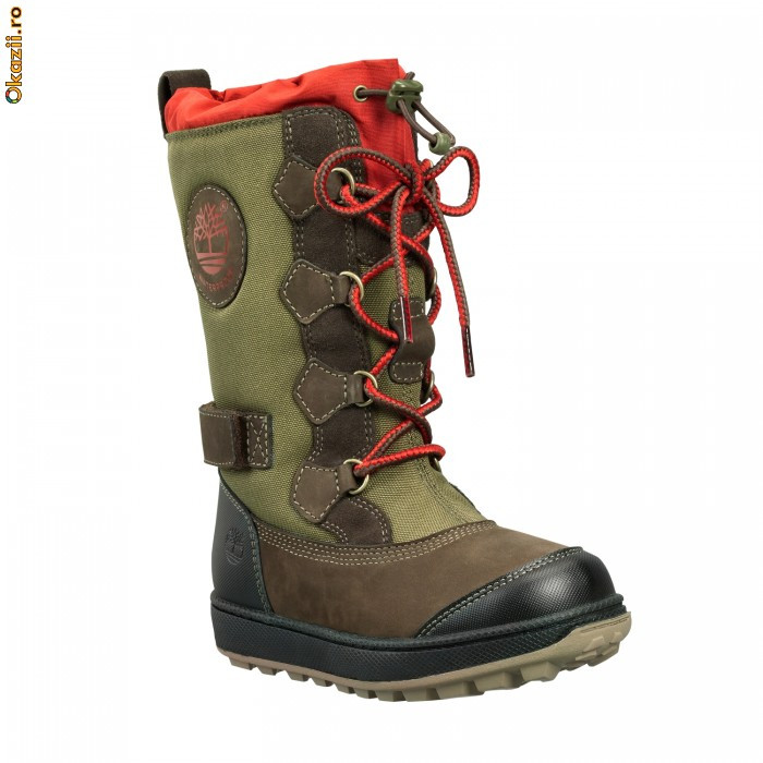 Зимняя обувь тимберленд.